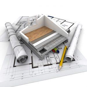 Egyszerű bejelentési dokumentáció elkészítése az építési engedély nélkül építhető 300 m2 összes hasznos alapterület alatti lakóépületekhez.